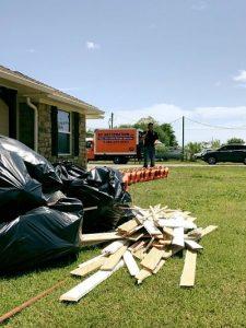 Disaster Restoration Cleanup Crew