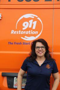 911-restoration-water-damage-mold-remediation-fire-damage-person-van-director